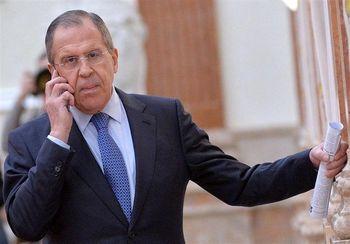 بررسی وضعیت سوریه و اوکراین در تماس پامپئو با لاوروف