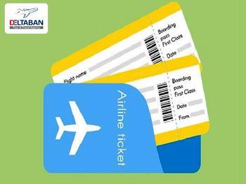 چگونگی خرید آنلاین بلیط هواپیما از آژانس مسافرتی دلتابان