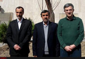 ماموریت «محمود احمدینژاد» تمام نشده است