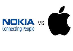 تفاهم اپل با نوکیا بر سر کسب درآمد