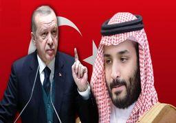 فاز جدید تنش بین اردوغان و بنسلمان