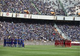 شش بازیکن پرسپولیس و استقلال در آستانه محرومیت انضباطی