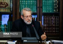 علی لاریجانی: کرونا آزمایشی الهی است
