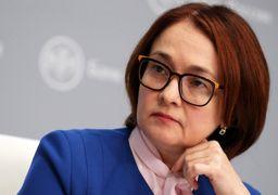 تجلیل پوتین از رئیس کل بانک مرکزی