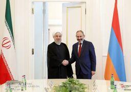 رسانههای ارمنستان درباره سفر روحانی به این کشور چه گفتند؟