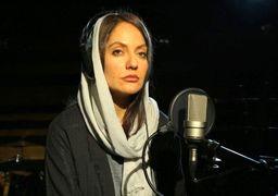 همکاری مهناز افشار در فیلم باشگاه استقلال +عکس