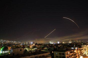 حمله مجدد امریکا به سوریه/ دو پایگاه ارتش سوریه در دیرالزور مورد هدف قرار  گرفت