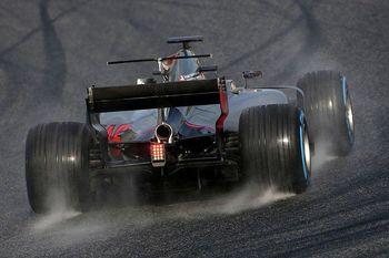 یک ایرانی دو رگه  به دنبال رانندگی در مسابقات فرمول یک ۲۰۱۹ +عکس