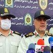 خط و نشان رئیس پلیس پایتخت برای اراذل و اوباش/گردن عربده کشان را می شکنیم