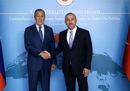 توافق روسیه و ترکیه درباره سوریه
