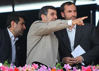بیانیه حمایت احمدی نژاد از بقایی منتشر شد+ متن کامل