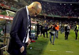 طرحی جالب بمناسبت بازگشت رسمی زیدان به رئال مادرید