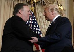 ترامپ سفر پمپئو به کره شمالی را لغو کرد