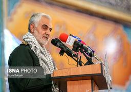 واکنش ها به سفر بشار اسد به ایران از زبان سردار سلیمانی