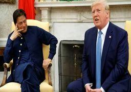 گفتگوی تلفنی عمران خان با ترامپ پیرامون مساله کشمیر