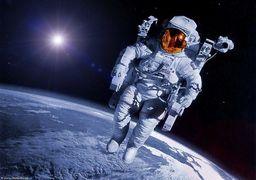 تصویر شگفتانگیزی که فضانورد ناسا ثبت کرد