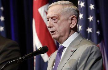 وزیر دفاع آمریکا: ایران دلیل اصلی باقی ماندن اسد قاتل در قدرت است