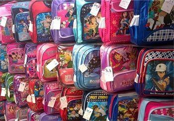 افزایش ۲ برابری قیمت کیف مدارس
