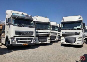 خبر خوش برای کامیونداران