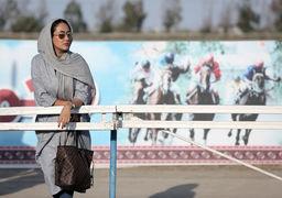 سلفی جدید سردار آزمون با بهاره افشاری +عکس