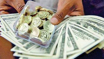 گزارش اقتصادنیوز از بازار طلاوارز پایتخت؛ سکه  رکورد تاریخی خود را شکست/شیب صعودی دلار تندتر شد