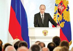 تهدید بیسابقه آمریکا توسط پوتین