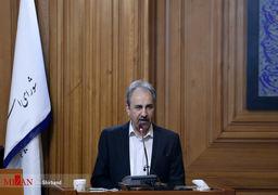 درگیری لفظی میان شهردار تهران و اعضای شورای شهر در صبحانه کاری