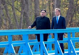 کیم جونگ اون به کرهجنوبی سفر میکند