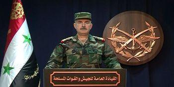 ارتش سوریه: غوطهشرقی عاری از تروریسم است