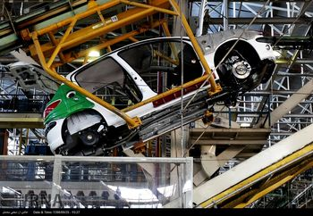 خودروسازان ایران و راههای دور زدن تحریمها