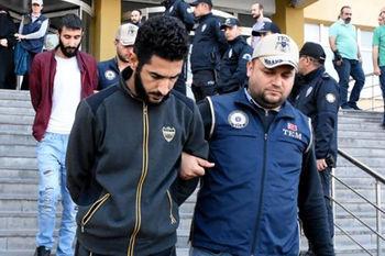 بازداشت 7 عضو ارشد داعش در ترکیه