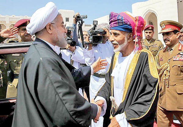 ایران- عمان پس از سلطان