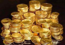قیمت سکه و طلا امروز دوشنبه 2 مهر + جدول