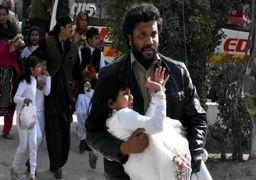 حمله عامل انتحاری به کلیسایی در کویته پاکستان