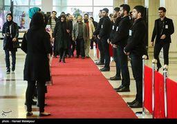 سومین روز جشنواره فیلم فجر در برج میلاد