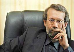 خداحافظی لاریجانی از رقابتهای انتخاباتی مجلس