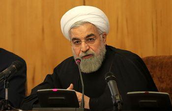 روحانی: آمریکا ناگزیر به عقبنشینی از فشار حداکثریست