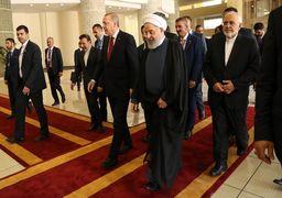 اردوغان در نشست سهجانبه تهران: ادلب امنیت ملی ترکیه نیز به شمار میرود