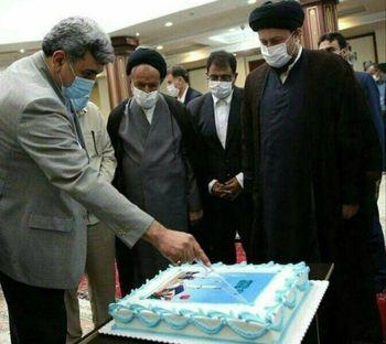 توضیحات شهردار تهران درباره کیک بری در بهشت زهرا