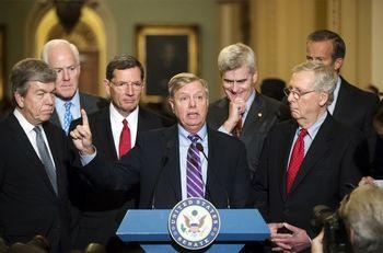 خون جمهوریخواهان در سنای آمریکا ریخته خواهد شد
