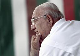 پدر فوتبال ایران در بیمارستان بستری شد