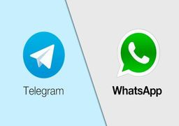 واتس اپ و تلگرام در حال رقابت