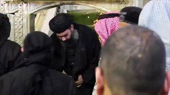 ابوبکر البغدادی پیدا شد