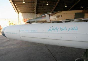 با این موشک ایرانی، نیروهای مسلح دست برتر را در خلیج فارس دارند+ تصاویر