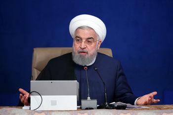 روحانی مجازی 8 طرح بیمارستانی افتتاح کرد