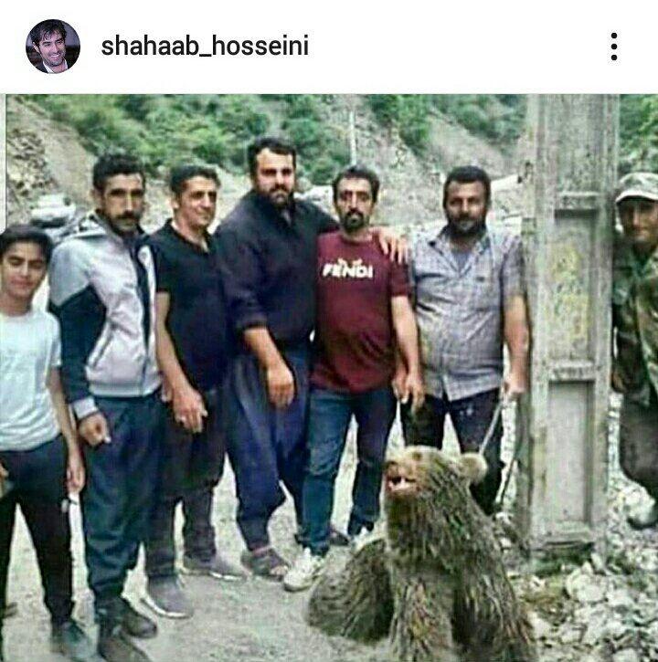 شهاب حسینی: نفرین بر شما و آنچه شما رو تبدیل به شیاطین کرد