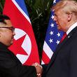 ذوق زدگی ترامپ از پیام رهبر کره شمالی