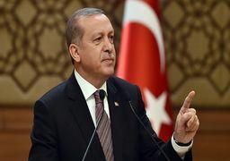 اعلام حمایت اردوغان از تمامیت ارضی سوریه