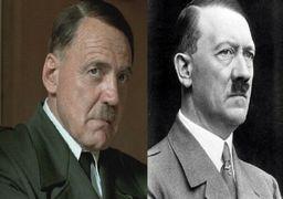 بازیگر نقش «هیتلر» درگذشت