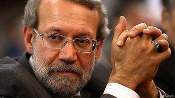 لاریجانی مورد تایید رهبری برای پیگیری قرارداد ایران و چین بود؟